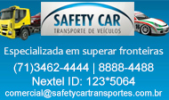 Safety Car Transportes